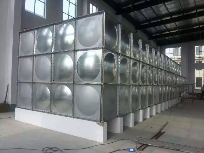 复合不锈钢消防箱泵一体化
