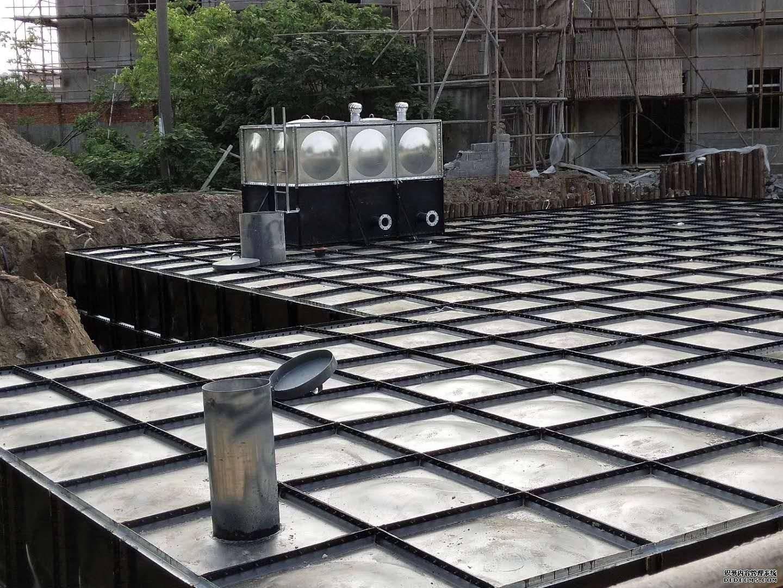 BDF地埋式箱泵一体化消防泵站