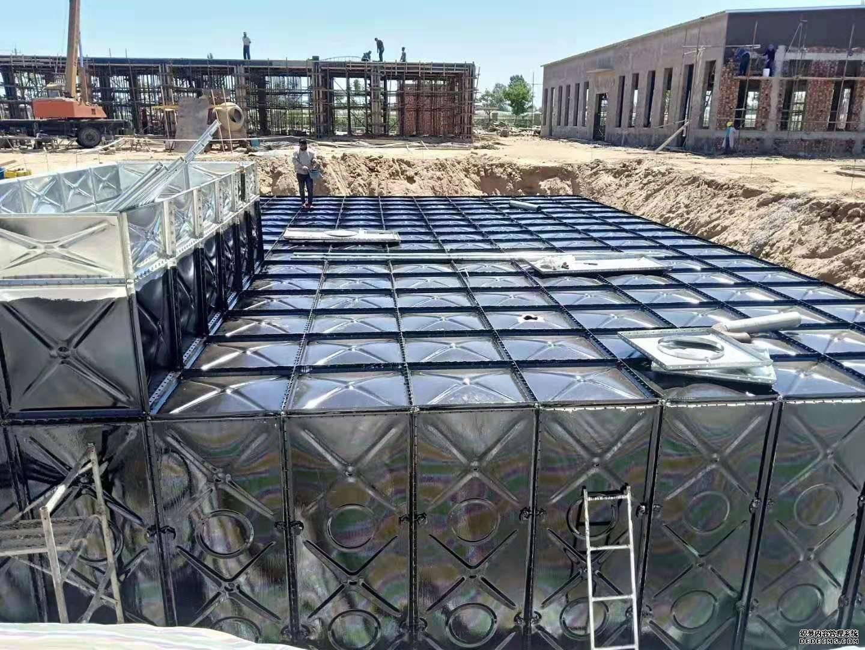 呼市地埋式箱泵一体化优点