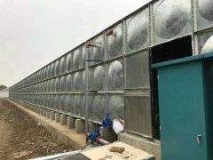 地上式消防箱泵一体化