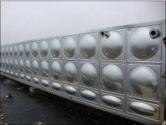 南通不锈钢焊接水箱